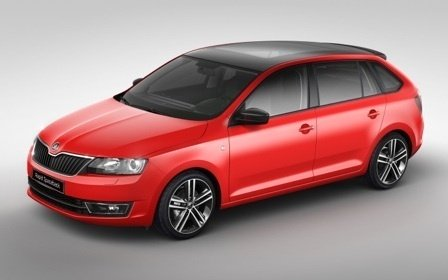 Skoda Rapid spaceback_