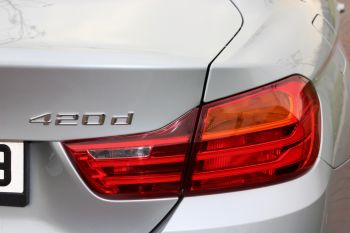 BMW 420d xDrive - arka far