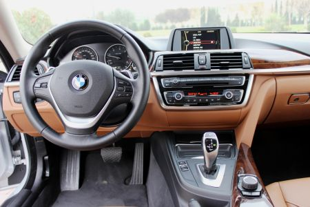 BMW 420d xDrive - iç..