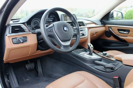 BMW 420d xDrive - iç