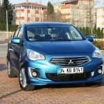 Mitsubishi Attrage MT Intense