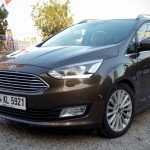 Yeni Ford Grand C-Max,.
