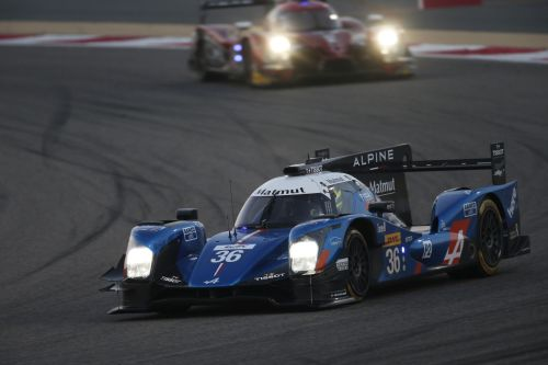 2016 FIA WEC - 6 HOURS OF BAHREÏN