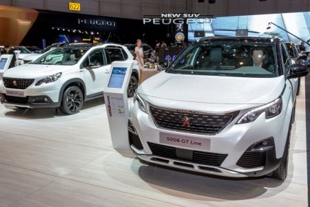 Peugeot  Geneva International Motor Show 2017 - GIM 2017