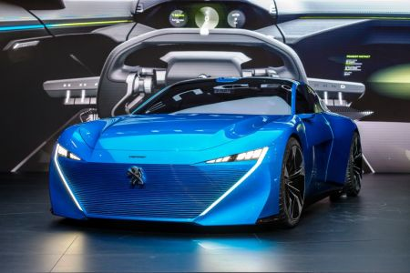 Peugeot  Geneva International Motor Show 2017 - GIMS 2017