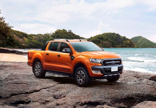 Ford Ranger_Wildtrak