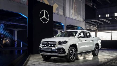 Weltpremiere neue Mercedes-Benz X-Klasse, Kapstadt, 2017 // World premiere new Mercedes-Benz X-Class, Cape Town, 2017