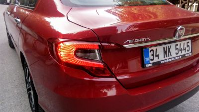 Fiat Egea Sedan-arka far
