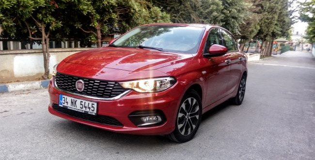Fiat Egea Sedan 1.6 Lounge AT Testi