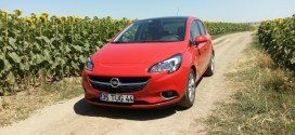 Yeni Opel Corsa 1.4 Color Edition Testi