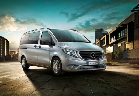 Mercedes-Benz Vito Select