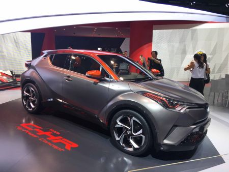 Toyota C-HR Hy-Power Concept (2)