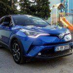 Toyota C-HR 1.8 Hybrid Diamond