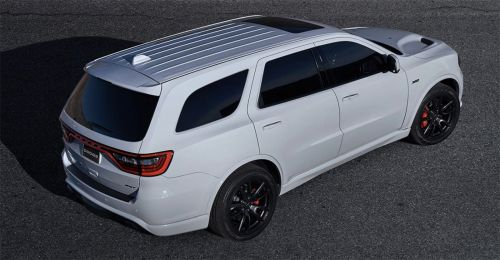 Dodge Durango SRT 2