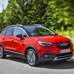"Opel Crossland X named ""Best in Class Car 2017"""