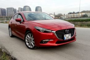 Mazda 3 1.5 Sky-D Power AT TESTİ
