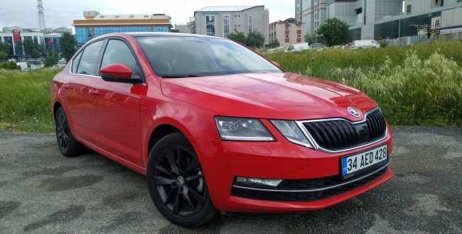 skoda octavia 1 4 tsi sport dsg testi oto r yas. Black Bedroom Furniture Sets. Home Design Ideas