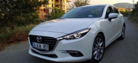 Mazda 3 Sedan SKYACTIV-D Power Sense  Testi