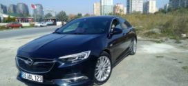 Opel İnsignia Grand Sport  Exclusive Testi
