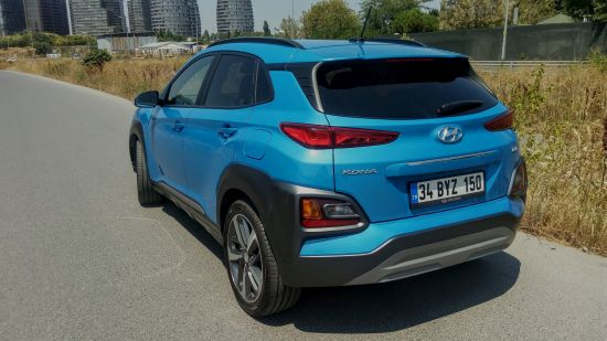 Hyundai Kona 1.6 CRDi Elite Smart DCT,,