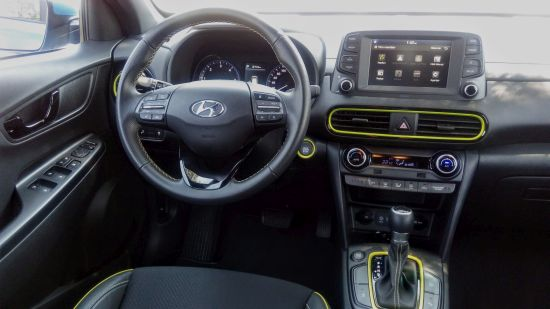 Hyundai Kona 1.6 CRDi Elite Smart DCT,.