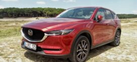 Mazda CX-5 Power Sense Testi
