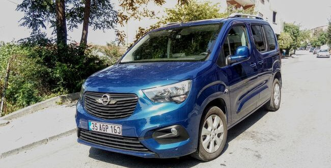 Opel Combo 1.5 D Ultimate AT Testi