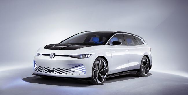 Volkswagen'in ID. model ailesinin en son üyesi: ID. SPACE VIZZION