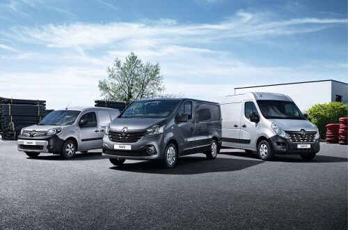 LIGHT COMMERCIAL VEHICLE RANGE