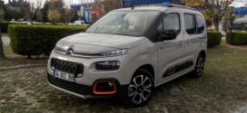 Yeni Citroen Berlingo 1.6 BlueHDI Shine Testi