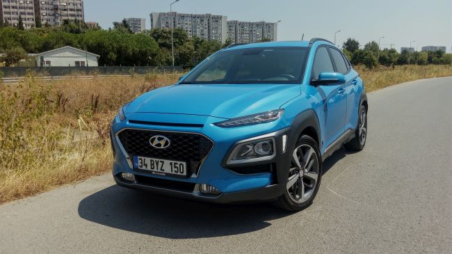 Hyundai Kona 1.6 CRDi Elite Smart DCT