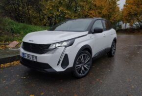 Yeni Peugeot 3008 1.6 GT Selection AT line Testi